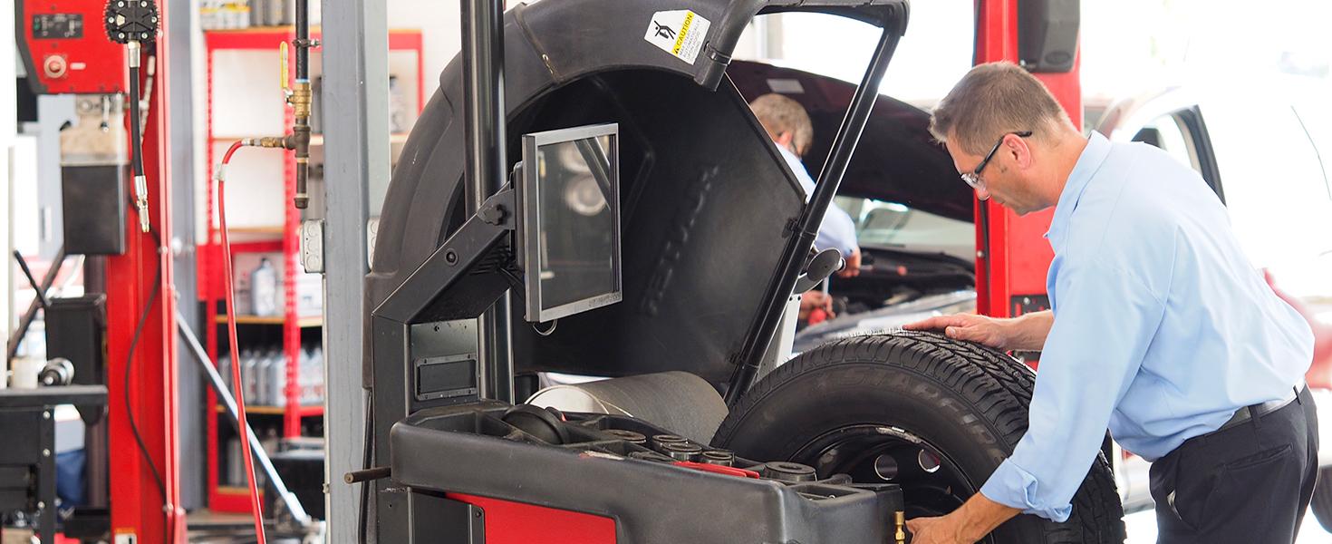 Bob Sumerel Tire Service