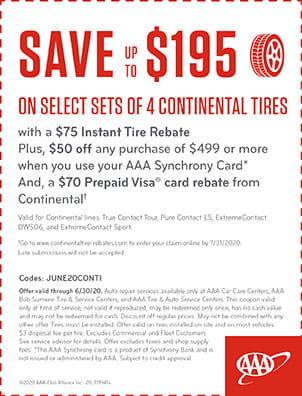 Aaa Bob Sumerel Tire And Service View Monthly Car Care Coupons And Deals